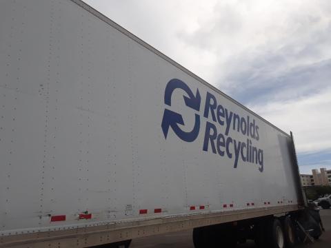 '레이놀즈 리사이클링(Reynolds recycling)'은 하와이의 대표적인 재활용 기업이다. ⓒ 임지연 / ScienceTimes