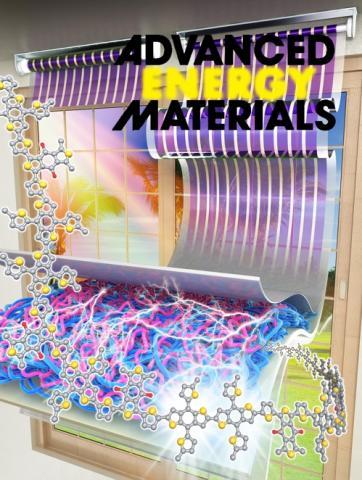 국제학술지 '어드밴스드 에너지 머터리얼즈' 표지