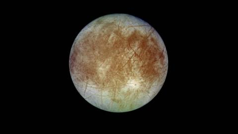 태양계에서 생명체 존재 가능성이 가장 높은 목성의 달 '유로파'