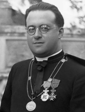조르주 르메트르 ⓒ위키피디아
