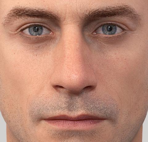 사회적 동물인 사람이 약 5000명의  사람 얼굴 모습을 기억하며 살고 있다는 연구 결과가 과학자들에 의해 발표됐다. 친밀성, 중욛 등에 따라 선별해 얼굴을 기억하는 것으로 나타났다. 사진은 안면인식을 전문으로 하는 미믹 사이트.  ⓒMimic