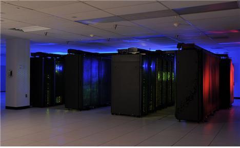 미국항공우주국에 구축된 슈퍼컴퓨터 모습.  ⓒ Flickr
