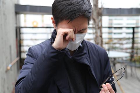 눈은 우리 인체기관 중 유일하게 점막이 밖으로 노출돼 있어 외부 자극에 민감하다. 때문에 평소 안구건조증을 앓고 있다면 더욱 각별한 주의가 필요하다. ⓒ 왕지웅 / ScienceTimes