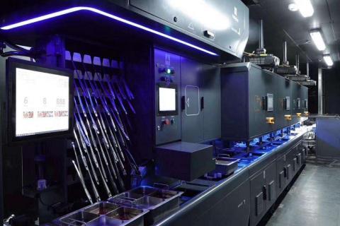 주문, 요리, 서빙 등 모든 과정이 100% 무인으로 이뤄진다. ⓒ 임지연 / ScienceTimes