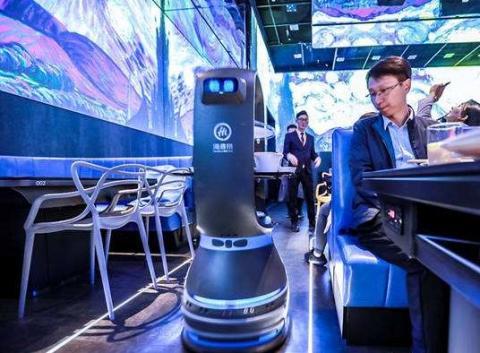 최근 베이징에 100% 로봇으로만 운영되는 '스마트 레스토랑' 이 등장했다.  ⓒ 임지연 / ScienceTimes