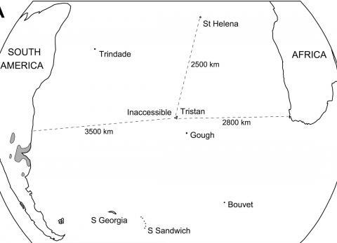 갈수없는 섬의 위치 ⓒ ScienceTimes