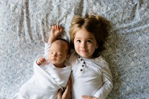 합계출산율이 2.1명은 되어야 한다. ⓒ Pixabay
