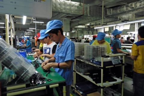 중국의 한 스타트업 공장 ⓒ 위키미디어