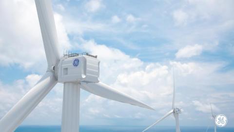 미국의 GE 사는 약 4억 달러의 연구개발비를 들여 세계에서 가장 큰 풍력발전기인 할리에이드-X를 개발 중이다.  ⓒ GE Renewable Energy