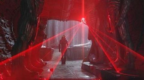 프로메테우스에 등장하는 행성 탐사용 드론 '옵저버'