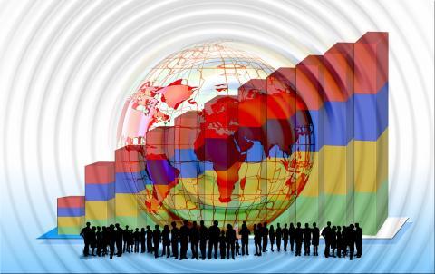 인류 역사상 최초로 세계 인구의 과반수가 중산층 이상이 되었다는 연구결과가 발표됐다. ⓒ Public Domain