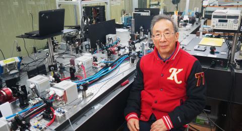 레이저 실험실 ⓒ 심재율 / ScienceTimes