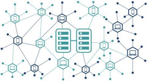 블록체인은 일종의 '공유 원장 플랫폼'으로서 신뢰성, 투명성, 탈중앙화 등의 가치를 지니고 있다. ⓒ Pixabay