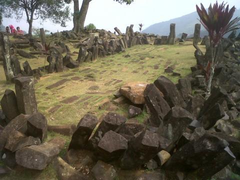 파당 산 유적지 ⓒ 위키피디아