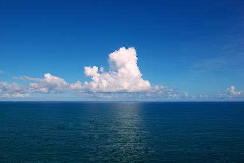 해역에 따라 들쭉날쭉한 해수면 상승 속도가 자연현상이 아니라 사람에 의한 기상이변에 의한 것이라는 연구 결과가 발표됐다.  ⓒWikipedia