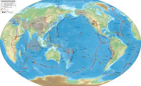 미 해군이 지각과 관련된 연구 결과를 군사기밀화하면서 '판구조론'을 정립하는데까지 30년에 가까운 기간을 낭비했다는 미 지구물리학회 보고서가 발표됐다.