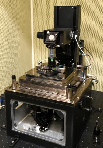 광 유도력 현미경(PiFM) ⓒ 한국표준과학연구원 제공