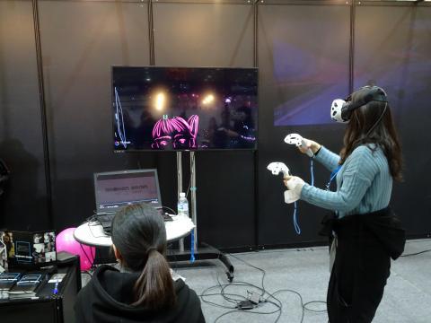 올 해 가상증강현실 시장의 트렌드는 무선, VR 커머스, VFX라는 키워드로 압축된다. (사진=지난해 12월 서울 코엑스에서 개최된 VR 엑스포) ⓒ 김은영/ ScienceTimes