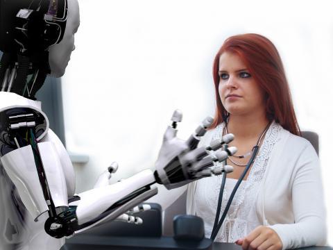 5G 환경에서는 AI 의료서비스가 발달되어 획기적인 혁신을 가져올 것으로 기대되고 있다. ⓒ pixabay