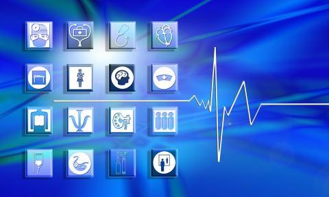 AI는 신약개발, 정밀의료, 의료시스템 개선, 헬스케어 등 다양한 의료 영역으로 확장해나가고 있다. ⓒ pixabay