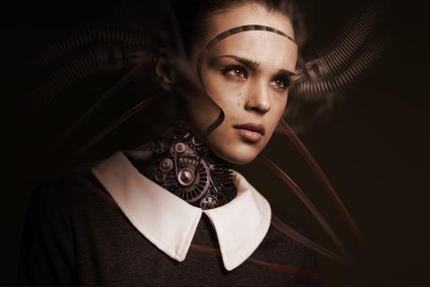 늘어나는 AI를 통한 소비자 상담으로 인해 윤리적 이슈가 부각되고 있다.  ⓒ Public Domain