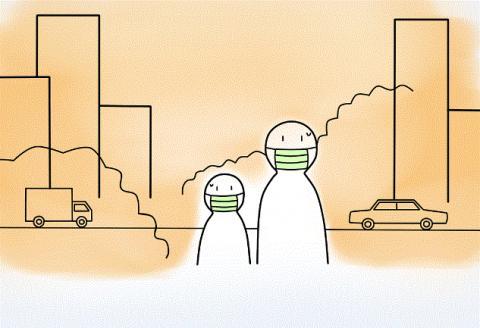 미세먼지가 기승을 부리며 중국에서 넘어오는 월경 대기오염에 대한 대책을 촉구하는 목소리가 커지고 있다. ⓒ pixabay