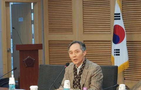 이정규 브릿지바이오 대표가 현장사례 중심으로 바이오산업의 혁신성장 방안을 제언했다. ⓒ 김순강 / ScienceTimes