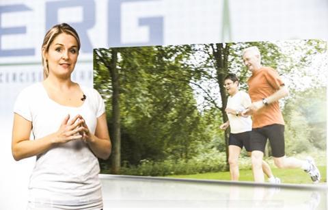 심장운동 연구그룹은 체력을 증진하기 위해 4분씩 4회를 하는 간격운동을 추천한다(운동방법은 본문 맨 아래 홈페이지 참조). CREDIT: NTNU /CERG