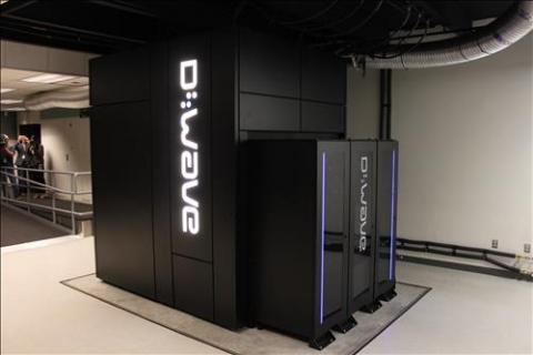 민간기업들도 양자컴푸터 개발에 적극 나서고 있다. NASA는 최근 일반 컴퓨터보다1억배 빠른 양자컴퓨터 공개했다.  ⓒ ScienceTimes