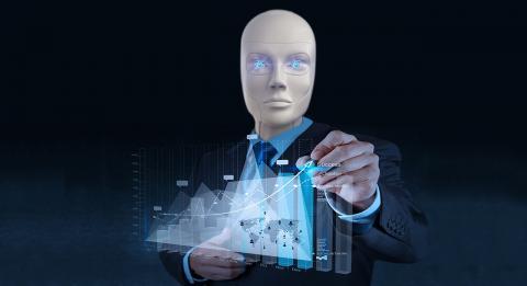 AI가 모든 산업분야에서 혁신을 이끄는 기술이 될 것이라는 전망이 나오고 있다. ⓒ Public Domain