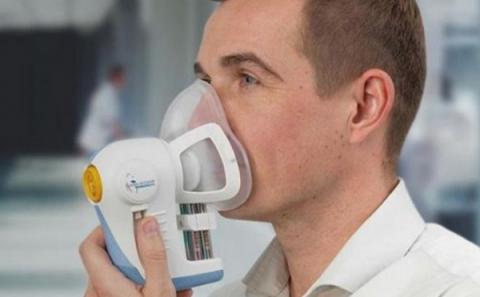 표지자를 활용한 호흡생체검사법의 상용화 테스트가 추진되고 있다