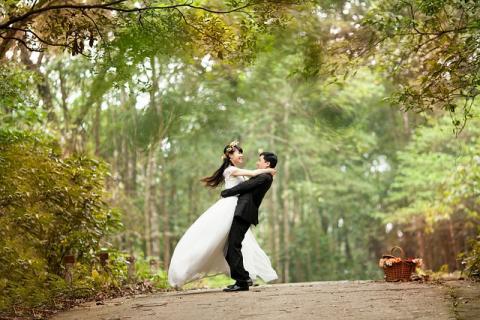 사람들이 데이트 상대자를 결혼 상대로 결정하는 데 걸리는 시간을 얼마나 될까? 연구자들이 결혼한 적이 없는 사람들을 대상으로 이를 묻자 평균 210일이라는 결과가 나왔다. 그러나 결혼한 사람들을 대상으로 실제 상황을 묻자, 이 기간은 평균 173일에 불과했다. ⓒ Pixabay