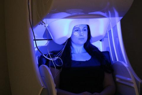 최근 연구자들은 뇌자도 측정을 통해 차를 마시면 정신건강에 유익한 영향을 미친다는 사실을 확인했다.  ⓒ Swinburne Neuroimaging