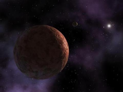 태양계 끝 천체 상상도  ⓒNASA / JPL-Caltech / 연합뉴스