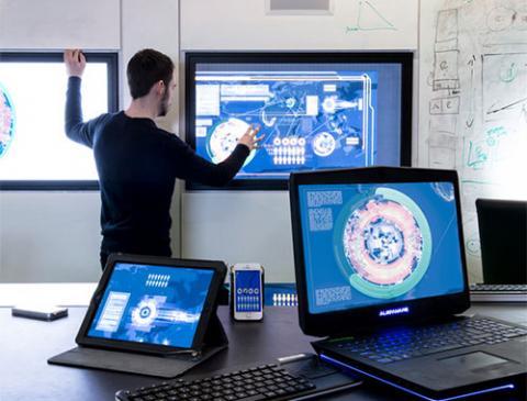 교육 기술 도입이 늘어나면서 학습 현장에 어떤 기술을 도입해야 하는지 교육자, 기술진, 관계당국 사이에 긴밀한 협의가 진행 ⓒEdinburgh Napier University