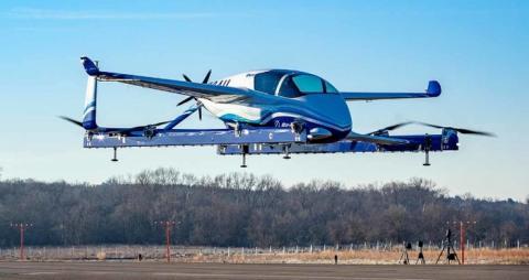비행택시 사업은 우버가 2023년에 상용화를 계획하고 있는 드론 공유 서비스다