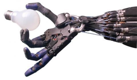 쉐도우 로봇 회사의 로봇 손  ⓒwikipedia