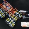 ㈜포디랜드·포디수리과학창의연구소가 개발한 4D 프레임은 모든 도형을 이루는 가장 기본 단위를 결합하고 연결하여 다양한 다면체를 만들 수 있도록 구성되어 있다. 한국 과학창의재단이 '2018 우수과학문화상품'으로 선정한 '4D 메카트로닉스'는 '4D 프레임'을 기본으로 코딩 등 ICT를 접목했다.