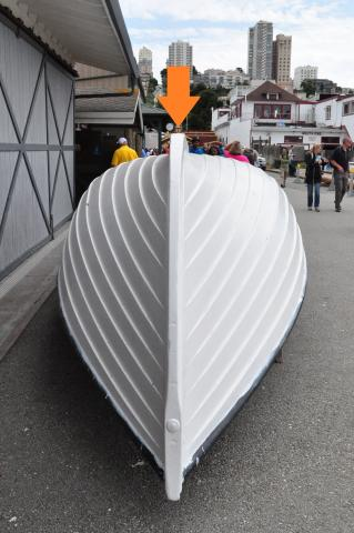 용골자리는 배의 구조물에서 딴 이름이다 ⓒ 박지욱