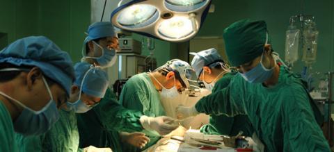 중국 PLA병원 ⓒChinese PLA General Hospital