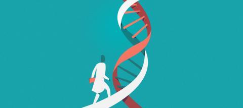 유전자 치료 기술 개발을 놓고 미국과 중국 간의 치열한 경쟁이 벌어지고 있는 가운데  ⓒreverserett.org