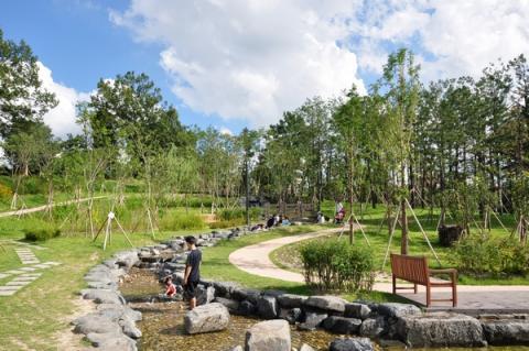 우울증 저감에 도시숲이 효과가 있는 것으로 나타나 관심이 모아지고 있다  ⓒ 산림청