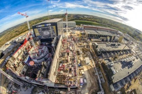 프랑스 카다라슈 ITER 건설 현장 ⓒ 국가핵융합연구소/ 연합뉴스