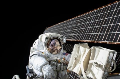 우주인 스콧 켈리  ⓒ NASA/ 연합뉴스