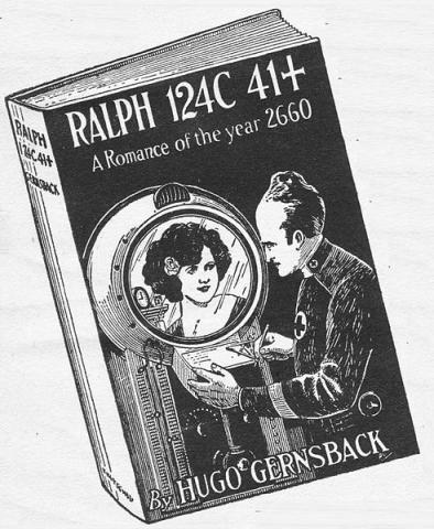 SF소설 'Ralph 124C 41+'