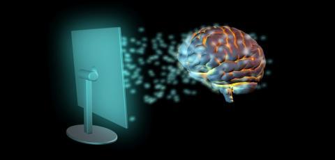 뇌세포와 얼굴, 성대의 미세한 움직임을 분석해 말 못하는 사람의 말을 대신 표현해줄 수 있는 언어 해독기가 사상 최초로 개발돼 치료 현 ⓒmspoweruser.com