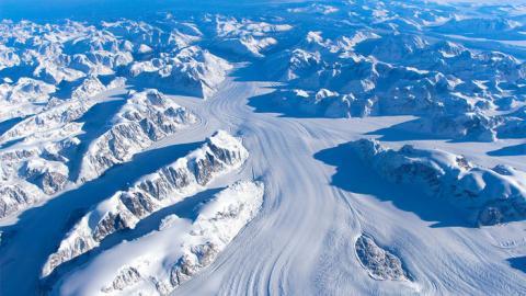 7억 5000만 년 전부터 지구를 얼음과 눈으로 뒤덮었던 '눈덩이 지구' 시대가 6억3500만 년 전에 끝났