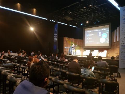 '기술과 사람, 세상을 잇다'를 주제로 Tech&Talk콘서트가 지난 10일 블루스퀘어에서 열렸다. ⓒ 김순강 / ScienceTimes