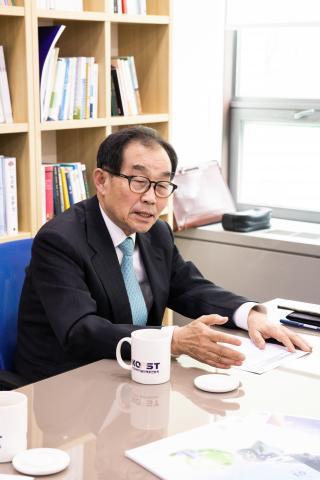 한민구 한국과학기술한림원 원장  ⓒ한국과학기술단체총연합회