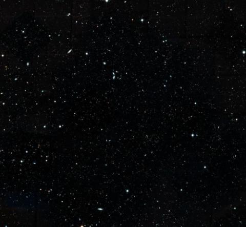 가장 크고 광범위한 우주를 한장의 이미지에 담아낸 '허블 레거시 필드'